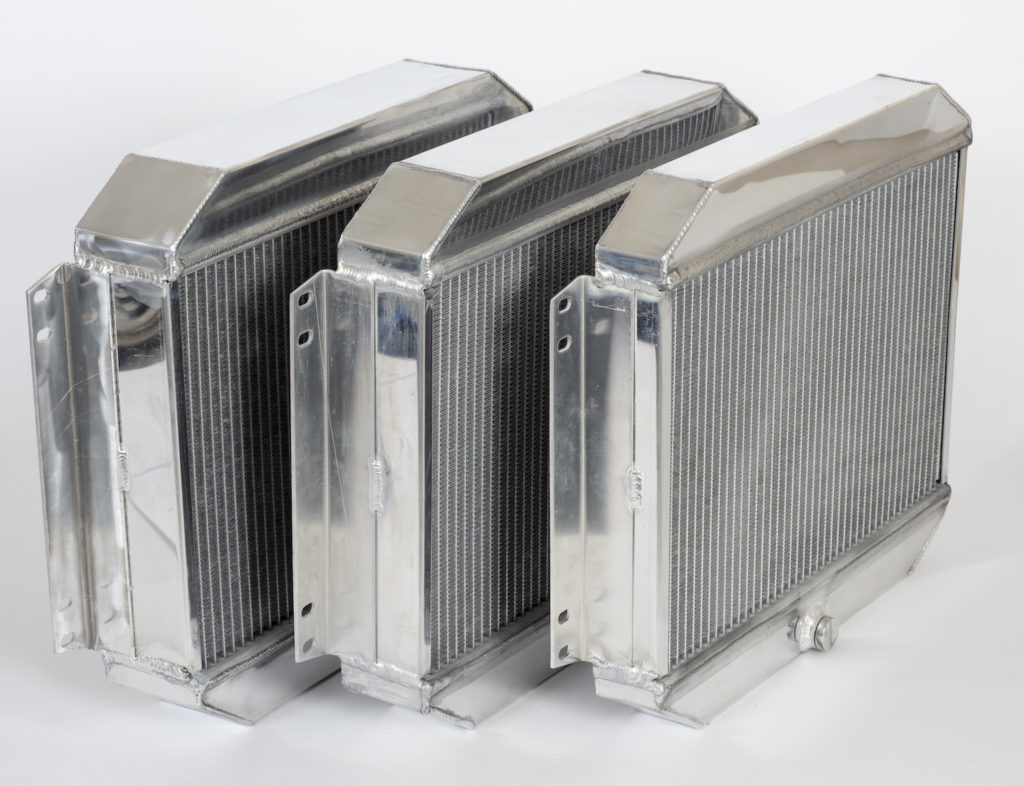 ford radiator new builds cooling system