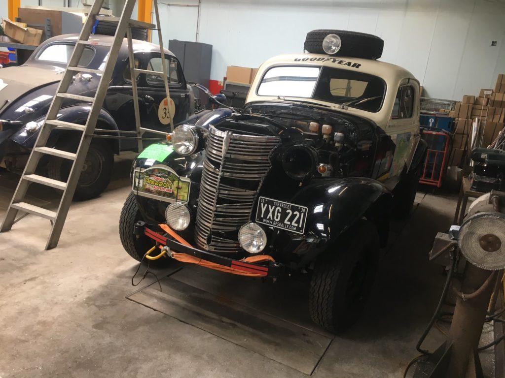 peking service maintenance motor vehicle