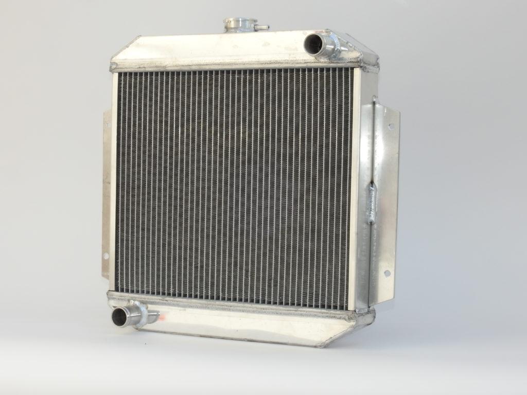 aluminium car radiator