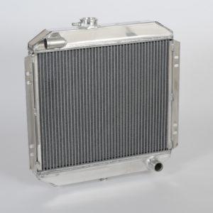 aluminium car radiator for ford escort RS 2000