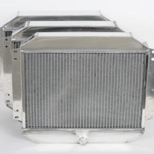 Coolex aluminium car radiators