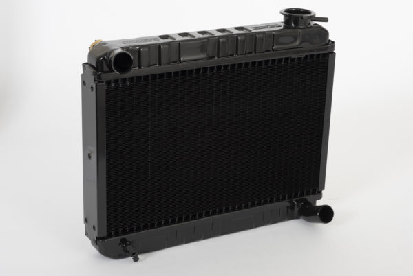 car radiator with fan for Lotus elan s4 sprint