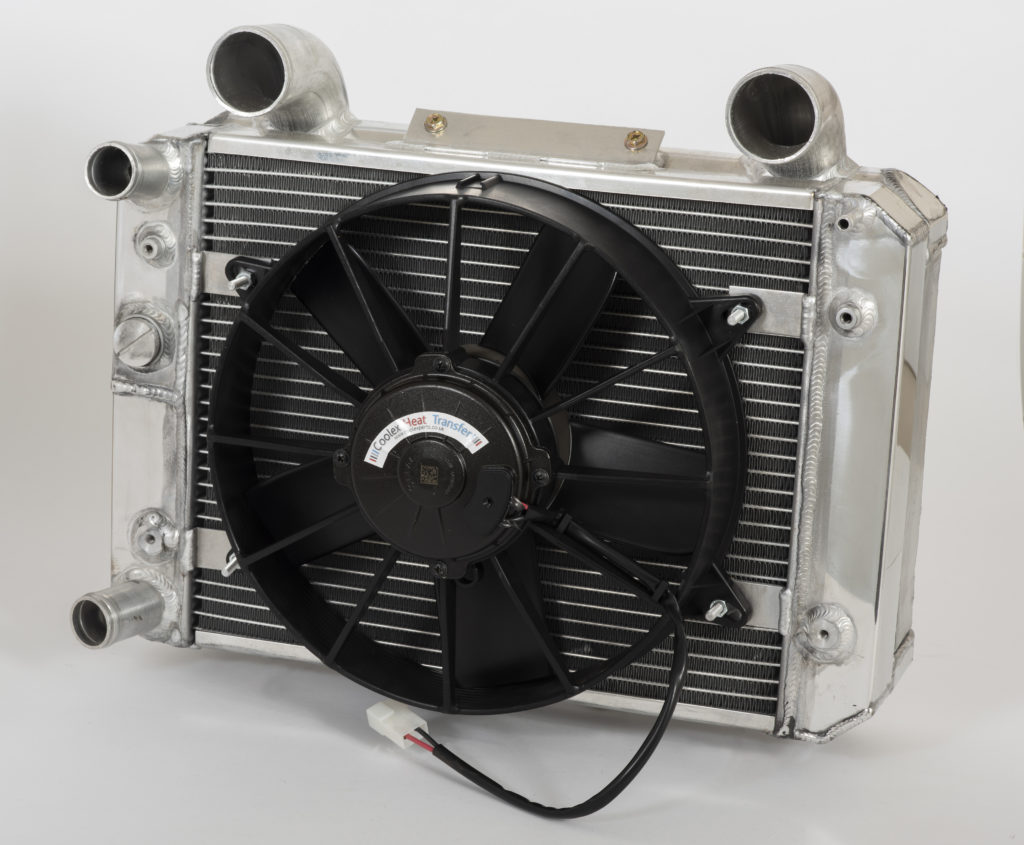 car radiator with fan for Westfield kit cars