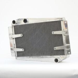 Caterham race radiators