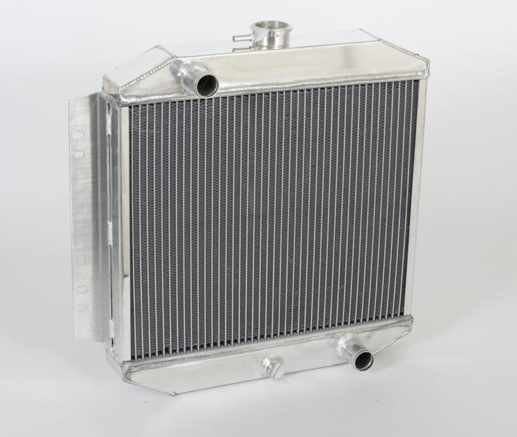 ford capri aluminium car radiator